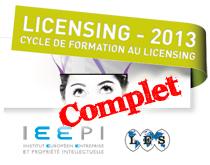 Cycle Licensing 2013